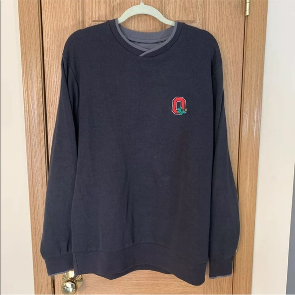 Antigua Other - Vintage Antigua Ohio State Buckeyes Sweatshirt L
